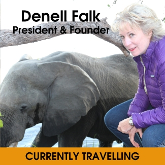 Denell Blog Travelling