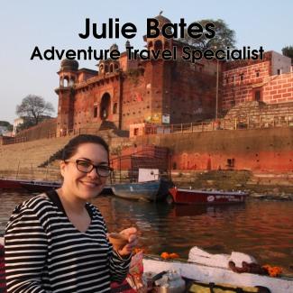 Julie Blog BLack
