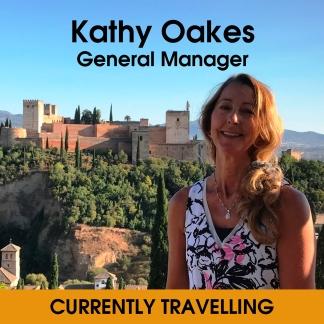 Kathy Blog Travelling