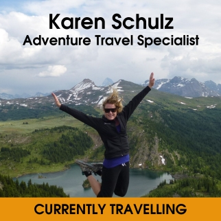 Karen Blog Travelling